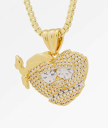 King Ice x Chief SOSA The THOT Breaker Pendant Necklace