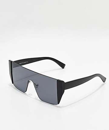 Kipton gafas de sol en negro