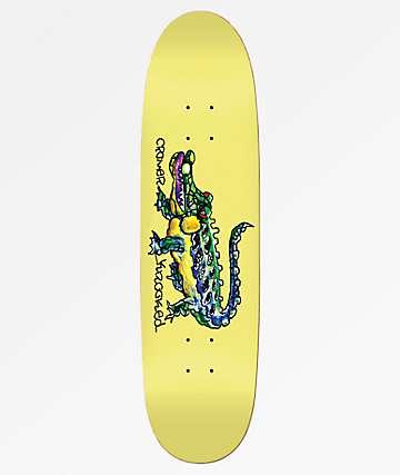 """Krooked Cromer Gator 8.38"""" Skateboard Deck"""