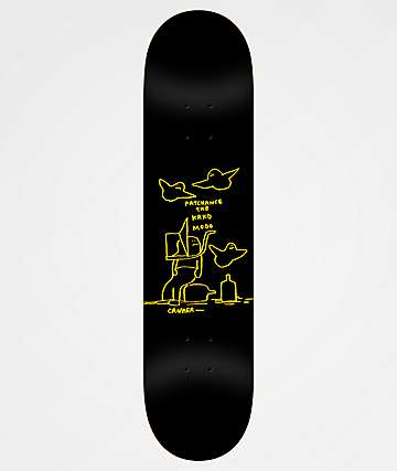 "Krooked Cromer Patchance 8.25"" Skateboard Deck"