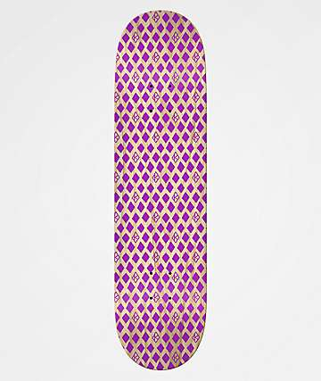 "Krooked Dymond 8.25"" Skateboard Deck"