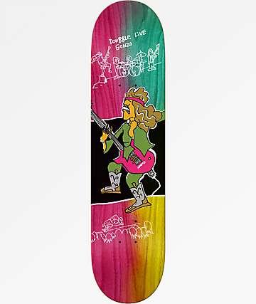 """Krooked Gonz Live 8.38"""" tabla de skate"""