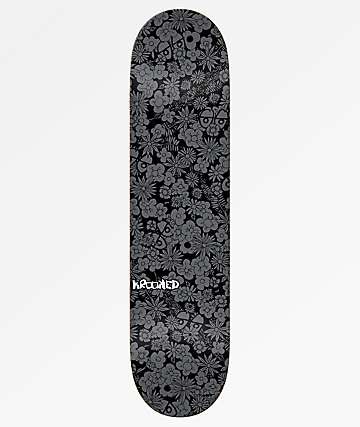 "Krooked Guardin Black 7.75"" Skateboard Deck"