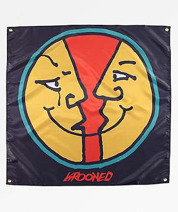 Krooked Moonsmile bandera