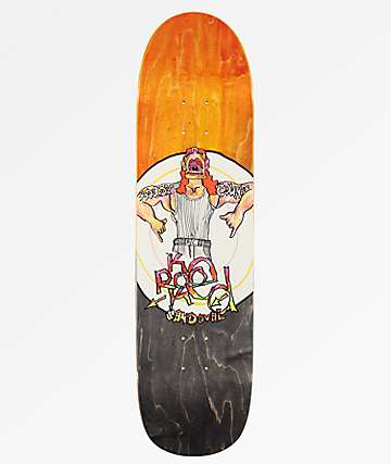 "Krooked Sandoval Body Count 8.25"" Skateboard Deck"