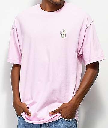 Krooked Shmoo camiseta rosa