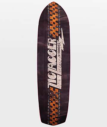 "Krooked Zig Zinger Jacket Club 8.62"" Skateboard Deck"