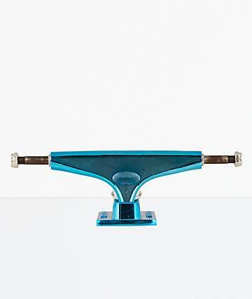 """Krux Krome Standard Blue 8.0"""" Skateboard Truck"""
