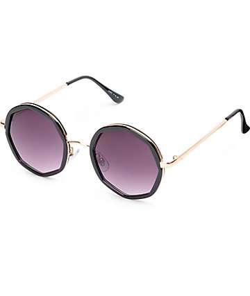 Kylie Black Sunglasses