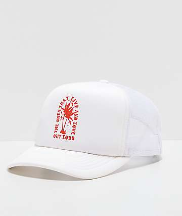 LOL Cartel Concert White Trucker Hat