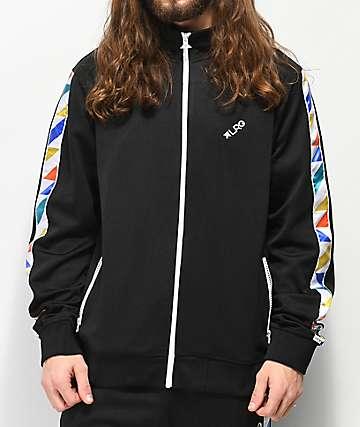 LRG Andrade Black Track Jacket