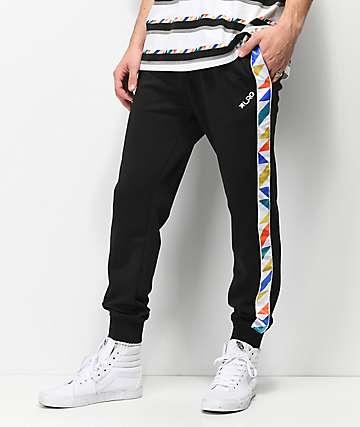 LRG Andrade pantalones de chándal en negro