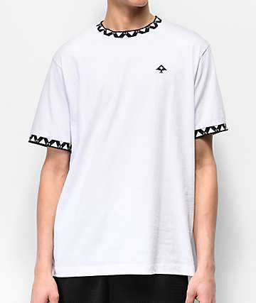 LRG Children Of Vision White & Black T-Shirt