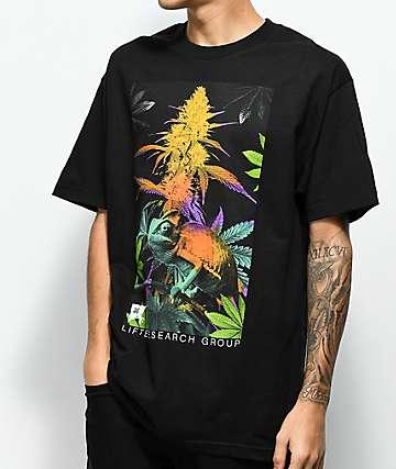 LRG Kush Black T-Shirt