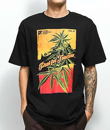 LRG Plant For Tomorrow Black T-Shirt