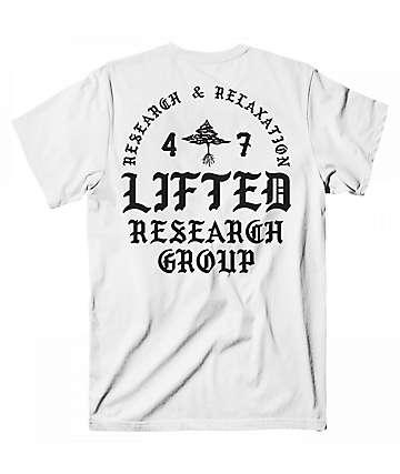 LRG R&R White T-Shirt