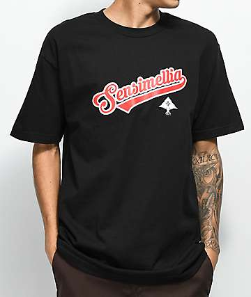 LRG Sensimellia camiseta negra