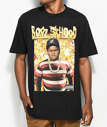 LRG X Boyz N The Hood Doughboy Black T-Shirt