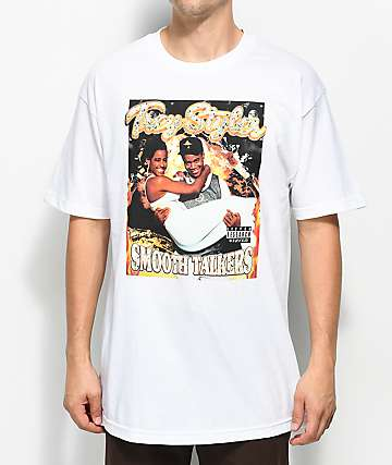 LRG X Boyz N The Hood Trey Styles White T-Shirt
