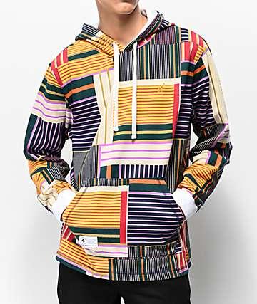 LRG Zulu Multicolor Hoodie