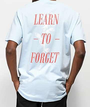 LTF Nu-Rose camiseta azul claro