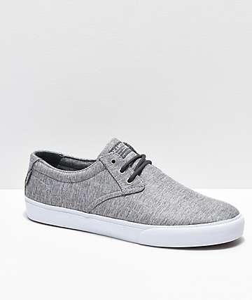 Lakai Daly zapatos de punto gris