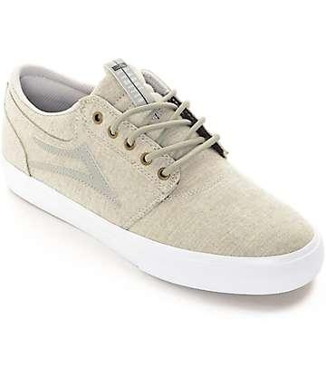 Lakai Griffin Ash Textile Skate Shoes