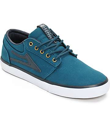 Lakai Griffin Canvas Skate Shoes