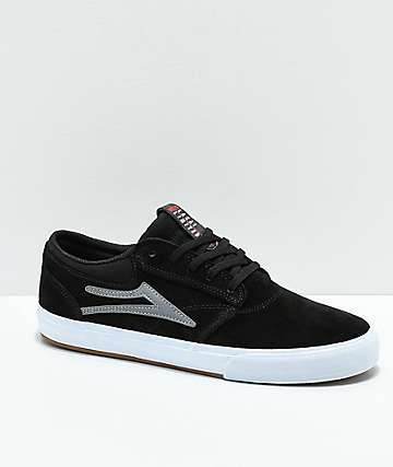 y negro skate Griffin Lakai gris en zapatos de 6qwYT