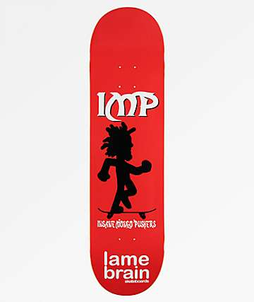 "Lamebrain Clowns 8.25"" Skateboard Deck"