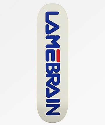 "Lamebrain Filamebrain 8.0"" Skateboard Deck"