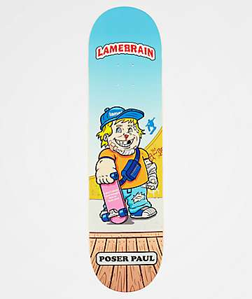 "Lamebrain Kids 8.0"" Skateboard Deck"