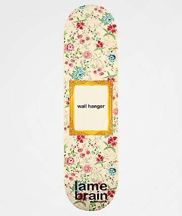 "Lamebrain Wall Hanger 8.25"" Skateboard Deck"