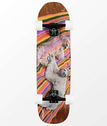 """Landyachtz ATV Sloth 31"""" cruiser completo de skate"""