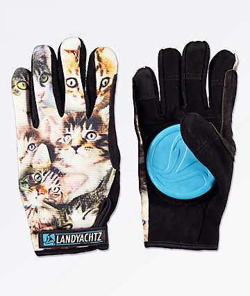 Landyachtz Cats Slide Gloves
