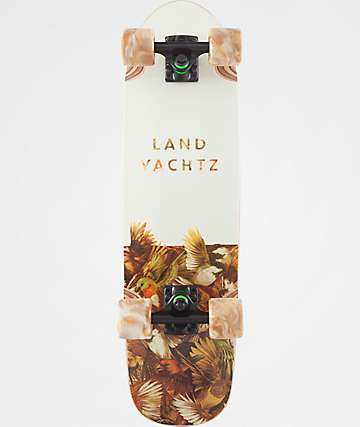 "Landyachtz Dinghy Birds 28.5"" Cruiser Complete Skateboard"