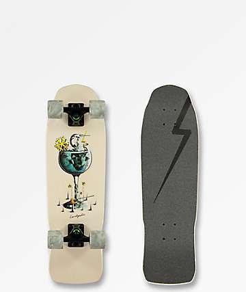 """Landyachtz Dinghy Gin & Tonic 28.5"""" cruiser completo de skate"""