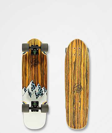 "Landyachtz Dinghy Summit 28.5"" cruiser completo de skate"