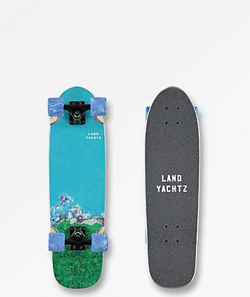 "Lanyachtz Dinghy Honey Island 28.5"" cruiser completo de skate"