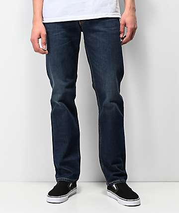 Levi's 511 Del Sol Black Slim Fit Jeans