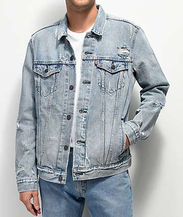 Levi's Matson Denim Trucker Jacket