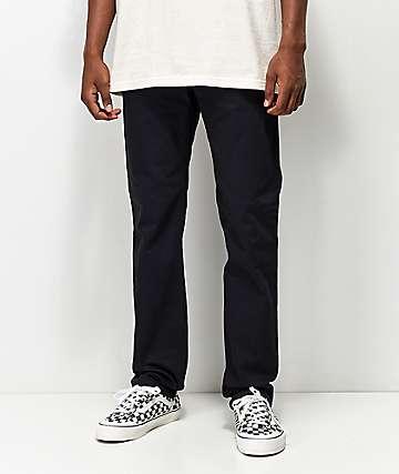 Levi's Skateboarding 511 Caviar Black Jeans