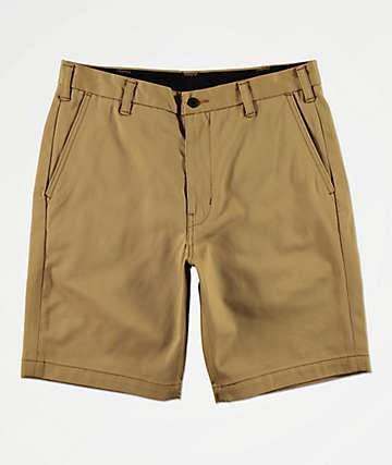 Levi's Skateboarding Work Khaki Chino Shorts
