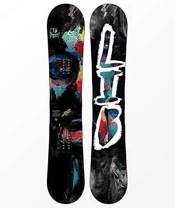 Lib Tech Box Scratcher tabla de snowboard