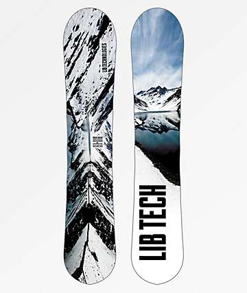 Lib Tech Cold Brew tabla de snowboard 2019