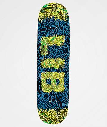 "Lib Tech Seaweed Pill 8.25"" Skateboard Deck"