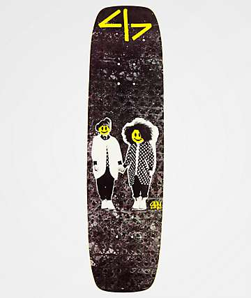 "Lib Tech Sky High 8.5"" Skateboard Deck"