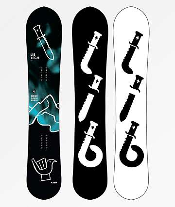 Lib Tech Swiss Knife Snowboard 2019