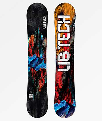 Lib Tech TRS HP tabla de snowboard 2019
