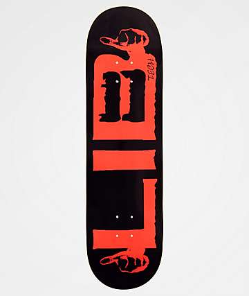 "Lib Tech Thumbs Up Pill 8.75"" Skateboard Deck"